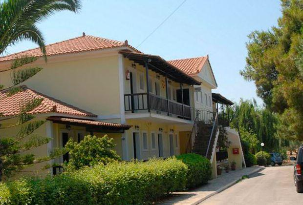Трехзвездочный Villa Clelia