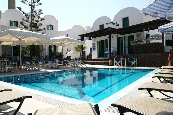 Семейный Scorpios Beach Hotel