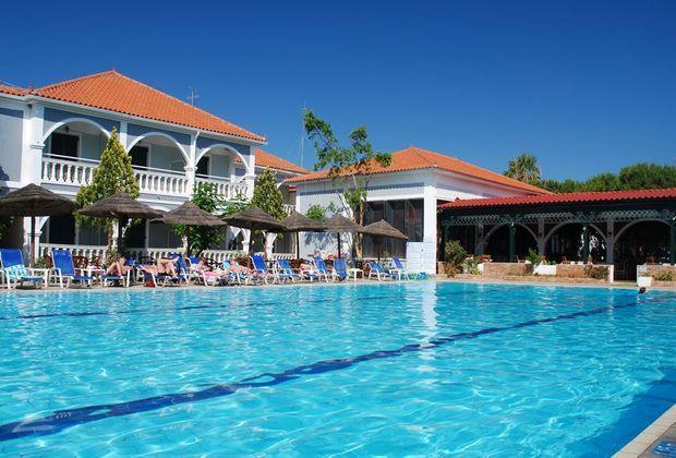 Zante Royal Resort 3: просторный и недорогой
