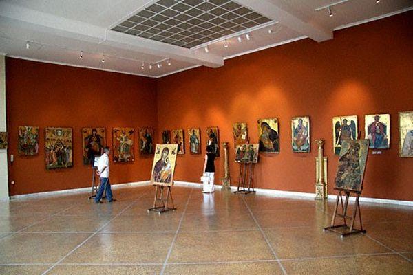 Уникальная коллекция фресок