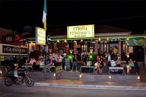 Ирландский бар Молли Мелоуз
