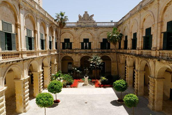 Дворец Магистров, Родос