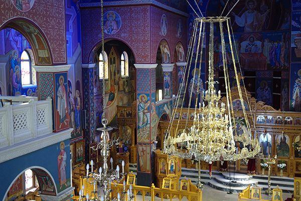 Церковь в стиле Барокко