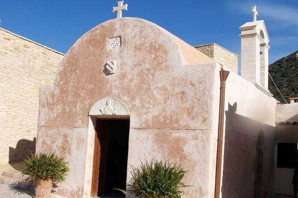 Церковь Пресвятой Богородицы Харакьянис