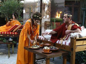 Греческая кухня в древности