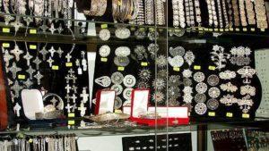Афинский ювелирный магазин