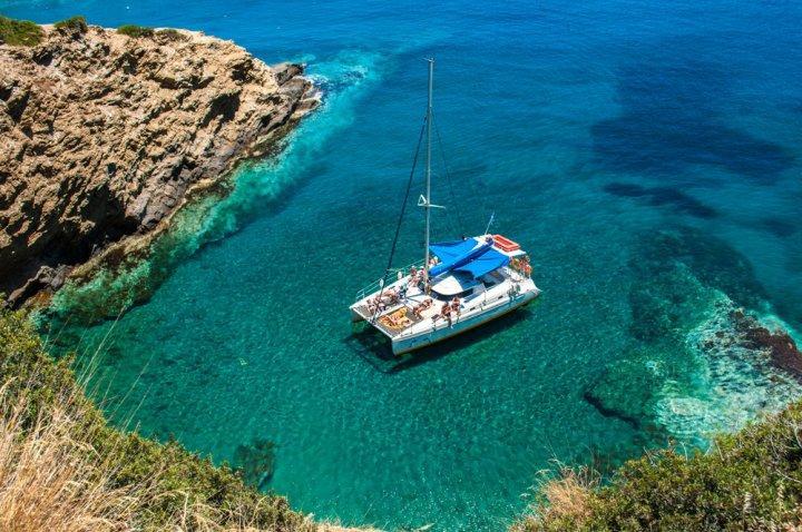 Яхтинг в Греции - фантастический отдых