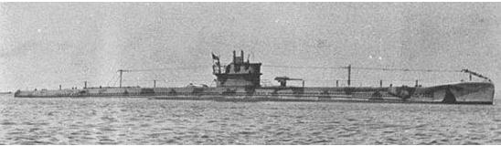 Подводная лодка, атаковавшая паломников во время праздника